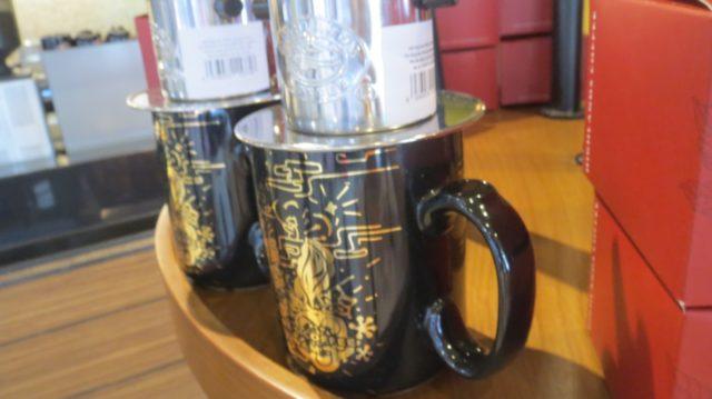 ロッテマートダナン内ハイランズコーヒー