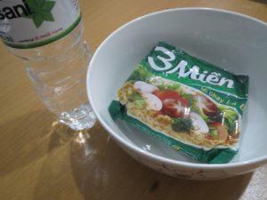 ベトナムの袋麺