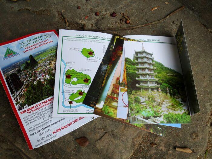 ベトナム、ダナン、五行山