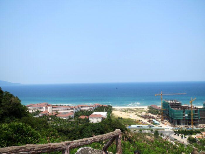 ベトナム、ダナン、ノンヌックビーチ