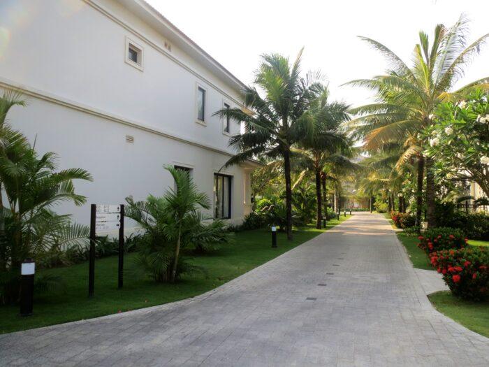 ベトナム、ダナン、ヴィンパールラグジュアリーホテル