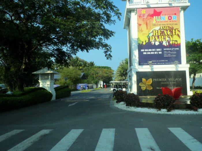 ベトナム、ダナン、Premier Villageホテル