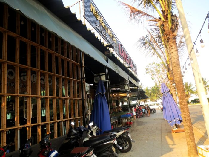 ベトナム、ダナン、ミーケビーチ周辺