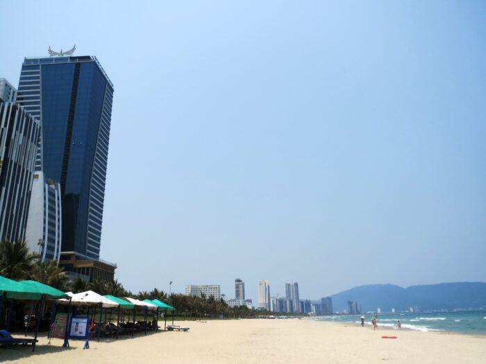ベトナム、ダナン、ミーケビーチ