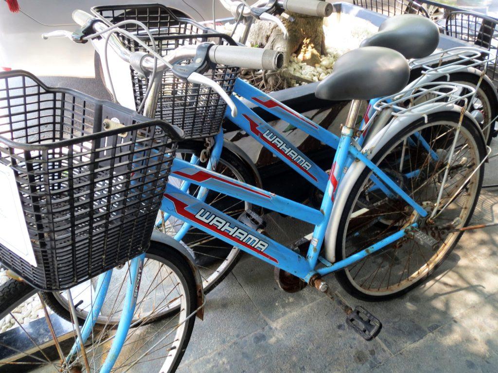 アナメゾン自転車