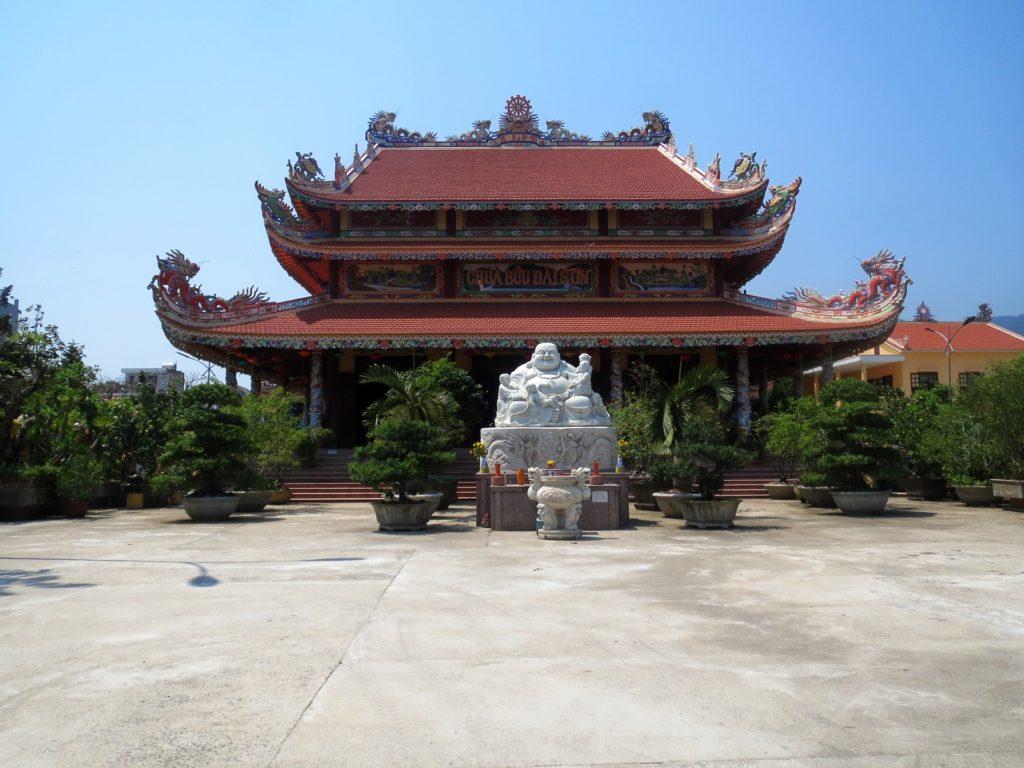 Buu Dai Son Pagoda
