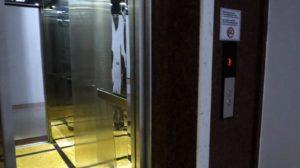 ラベンダー95のエレベーター