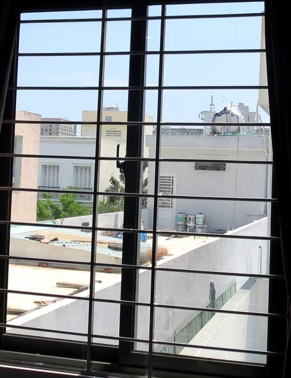 ラベンダー95の部屋からの眺望
