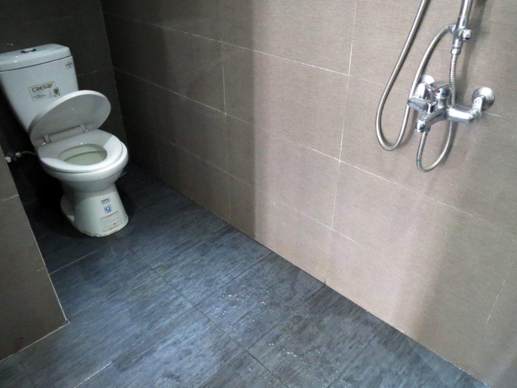 ラベンダー95のお風呂場