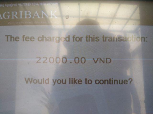 AGRIBANK ATM