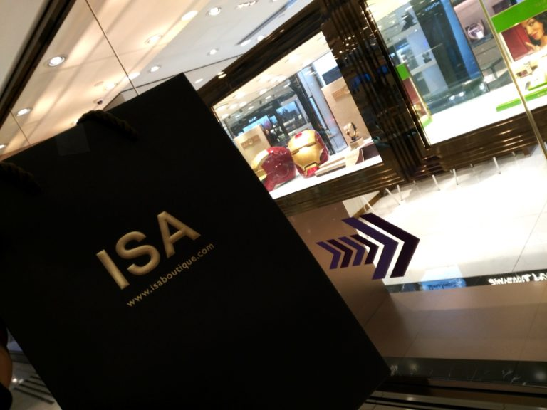 isa outlet