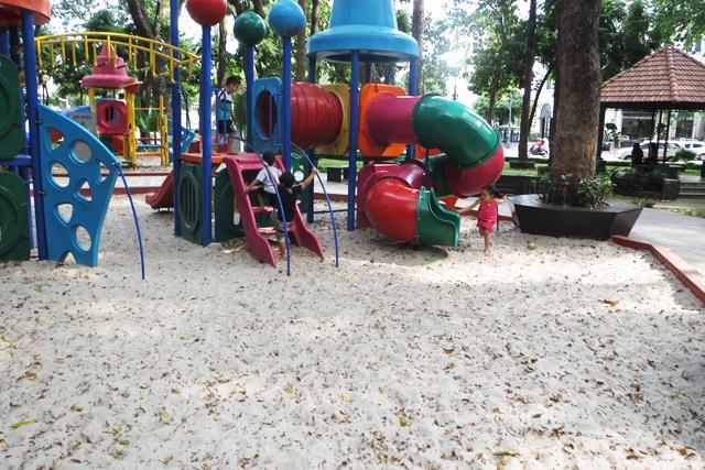 Công viên Hoàng Văn Thụ公園