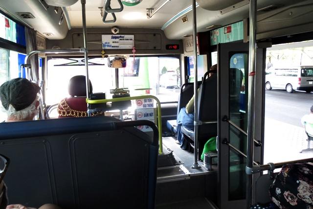 ホーミン152番バス